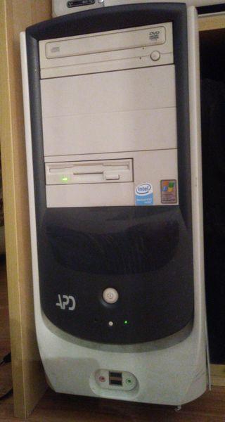 ORDENADOR DE SOBREMESA 250 GB CON WINDOWS 7