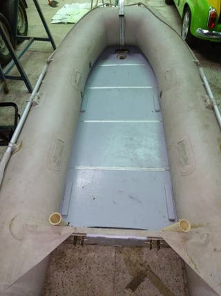 barca neumatica quicksilver 3,40