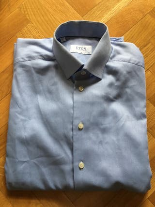 Camisa Oxford ETON talla 40