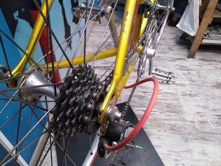 bici clásica carretera carreras Macario