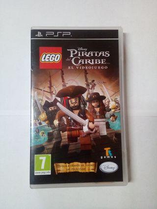 piratas del Caribe PSP