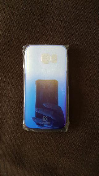Funda holográfica para Samsung S6 Edge