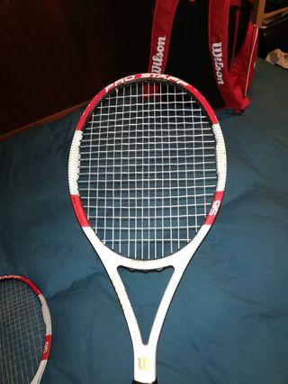 2 Raquetas Wilson Pro Staff 95