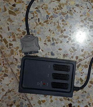 Adaptador para euroconector múltiple