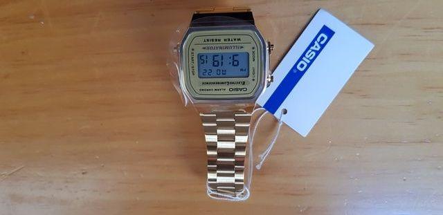 cb59f90d2ecb Se vende reloj CASIO original unisex dorado nuevo de segunda mano ...