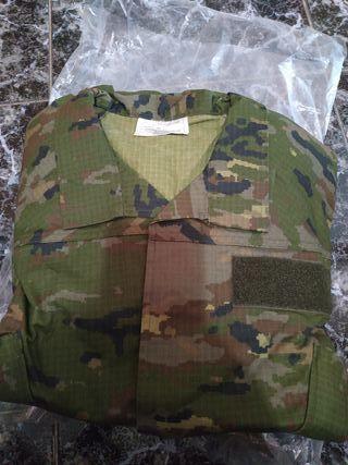 uniforme pixelado ejercito español original