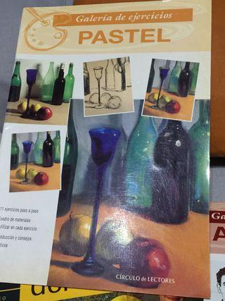 Libro de pintura+ galeria de ejercicios+consejos