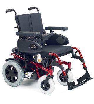 Reparacion de sillas de ruedas motorizadas