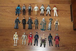 Figuras Star Wars Kenner Solo Luke Lando