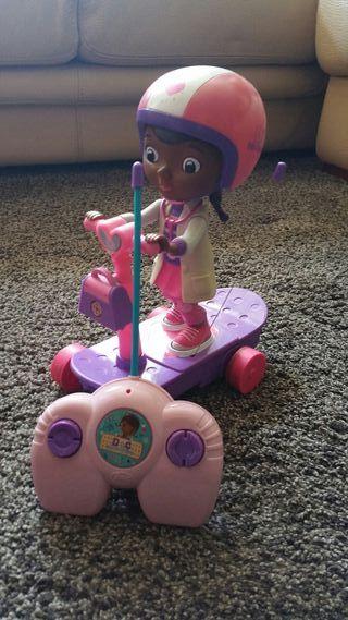 Doctora juguetes radio control