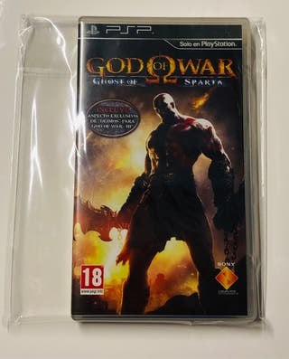 God of War (Ghost of Sparta) (PSP).