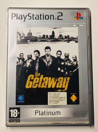 The Getaway (PS2).