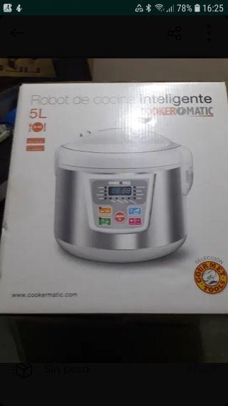 robot cocina inteligente