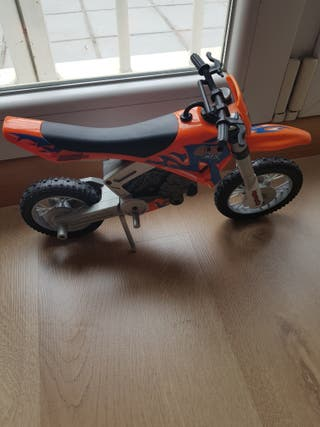 Juguete Moto de motocross