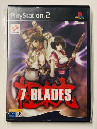 7 Blades ps2.