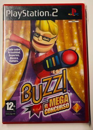Buzz el Mega Concurso (PS2)