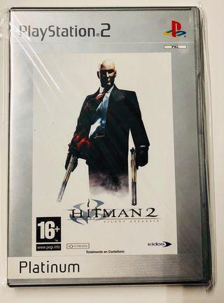 Hitman 2 (PS2)