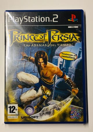Prince of Persia (ps2) , Sin Manual.