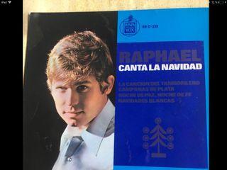 Disco de vinilo Raphael El Tamborilero, 1965