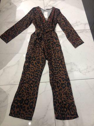 Combinaison léopard