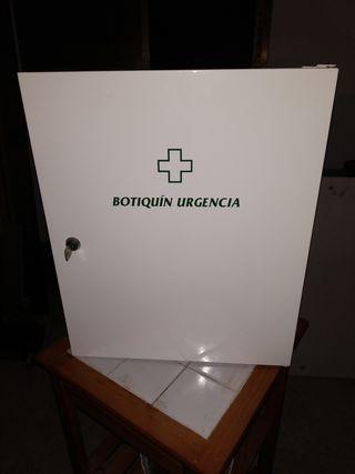 Botiquín metálico