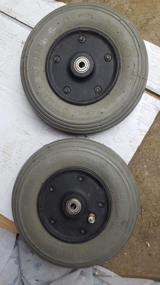 ruedas para silla de ruedas