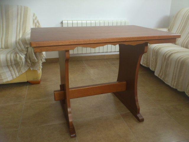 Mesa de cocina rustica de segunda mano por 40 € en Cájar en ...