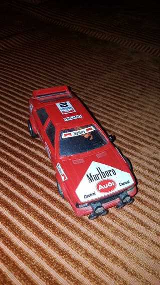 Coche antiguo de Scalextric