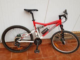 Bici descenso R.R.6.2 Alluminium disc