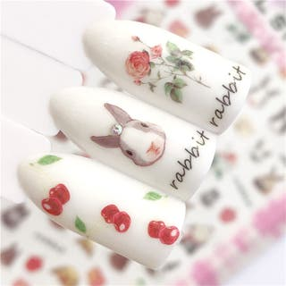 Pegatina de uñas