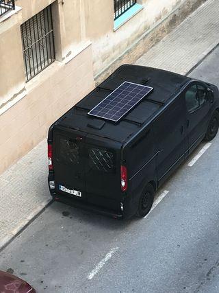 Renault Trafic Camperizada y homologada