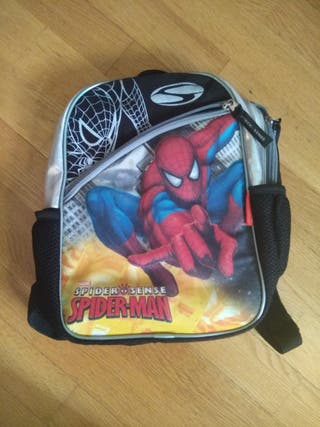 Mochila infantil spiderman NUEVA.