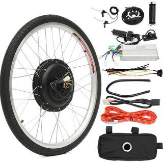 Kit Motor 1500w 48v NUEVO para Bicicleta Electrica