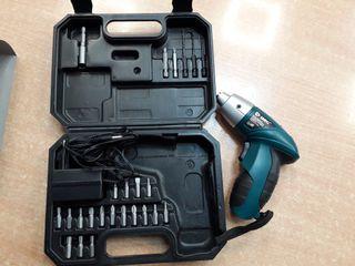 destornillador con bateria inalambrico