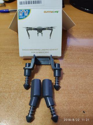 TREN DE ATERRIZAJE DRON DJI MAVIC PRO