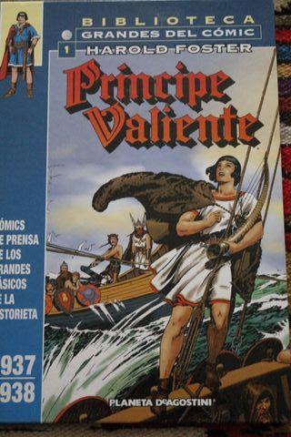 Comic Principe Valiente
