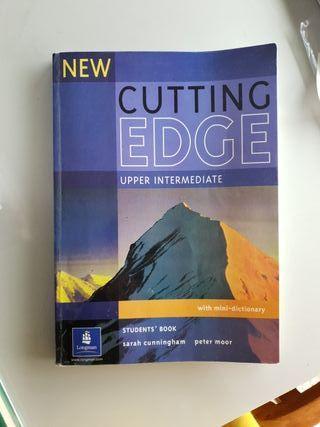 Libro de Inglés Cutting Edge Upper Intermediate