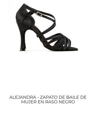 9debba138926 Zapatos de tacón negros de segunda mano en Gandía en WALLAPOP
