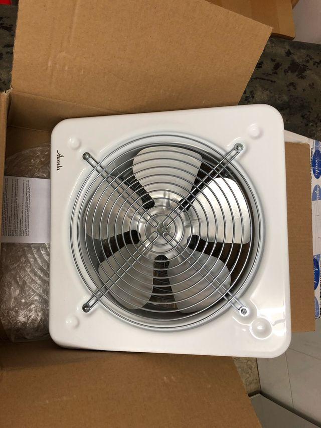 Extractores / ventiladores sin usar