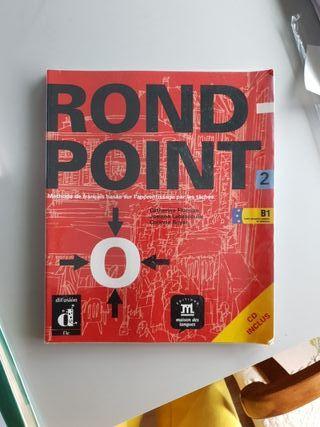 Libro de Francés Rond Point 2