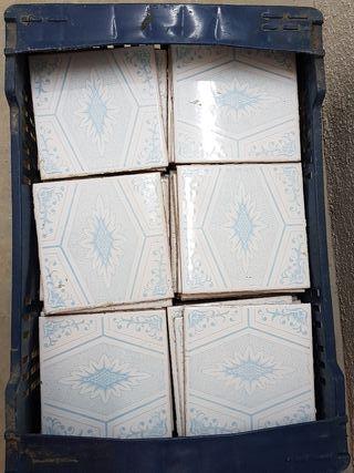 Baldosas/baldosines/azulejos antiguos