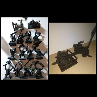 pack Warhammer orcos