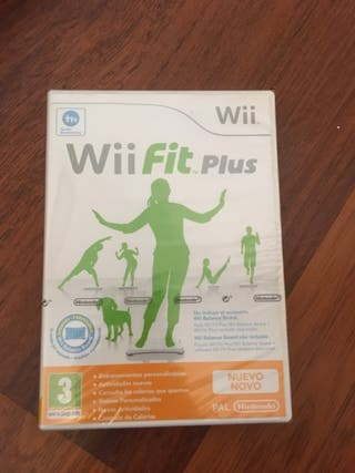 Juego Wii Fit Plus