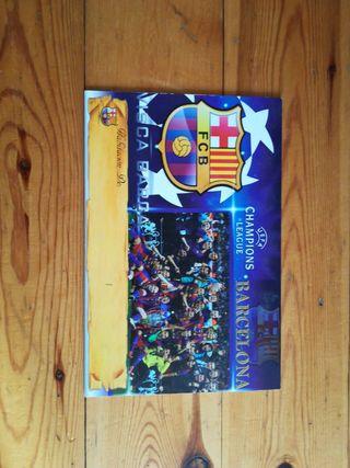 Lamina Decorativa FC Barcelona