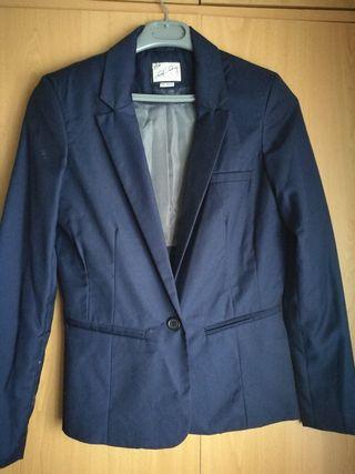 chaqueta stradivarius