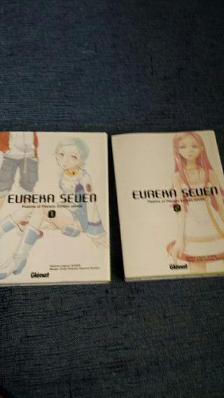 Manga Eureka Seven