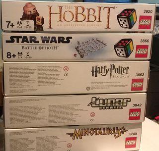 juegos de mesa de Lego