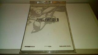 Guía Final Fantasy III NUEVA