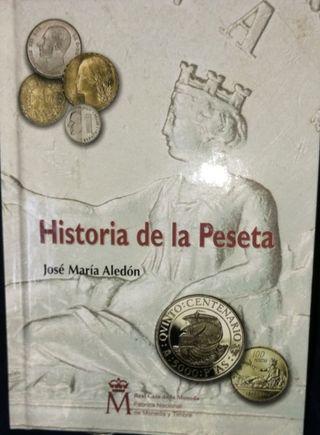 Colección Historia de la Peseta.