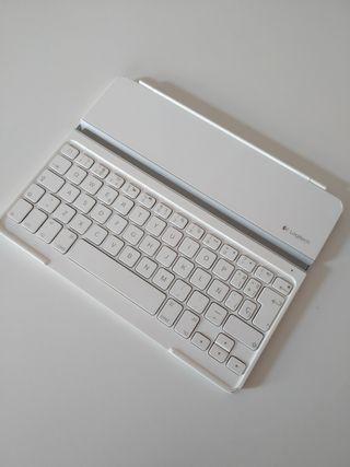 teclado para ipad logitec